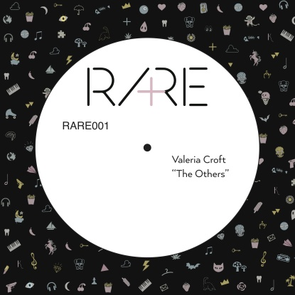 Valeria Crofts/THE OTHERS REMIXES 12""
