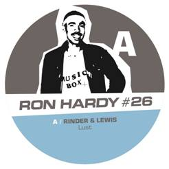 "Ron Hardy/RON HARDY EDITS #26 12"""