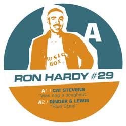 "Ron Hardy/RON HARDY EDITS #29 12"""