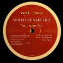 Molecule & Mr. Vigs/YOU INSPIRE ME 12""