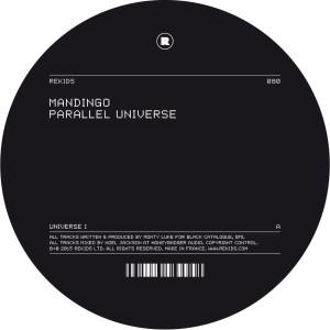 "Mandingo/PARALLEL UNIVERSE 12"""