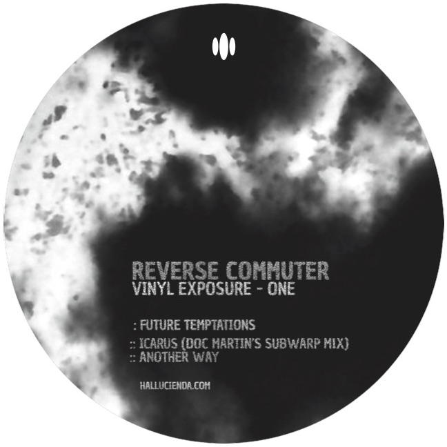 Reverse Commuter/VINYL EXPOSURE ONE 12""