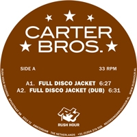 Carter Bros/FULL DISCO JACKET 12""