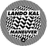 Lando Kal/MANEUVER - RUN IT 12""