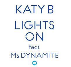 "Katy B/LIGHTS ON (SKREAM REMIX) 12"""