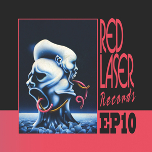 Various/RED LASER EP 10 12""