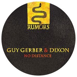 "Guy Gerber & Dixon/NO DISTANCE 12"""