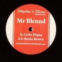 """Mr. Blennd/CUTTY DIANA (RNB VOL. 2) 7"""""""