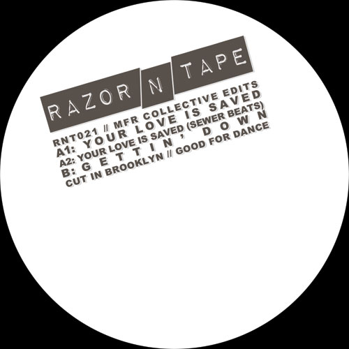 MFR Collective/RAZOR-N-TAPE EDITS 12""