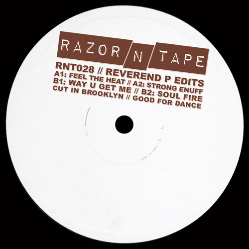 "Reverend P/RAZOR-N-TAPE EDITS 12"""