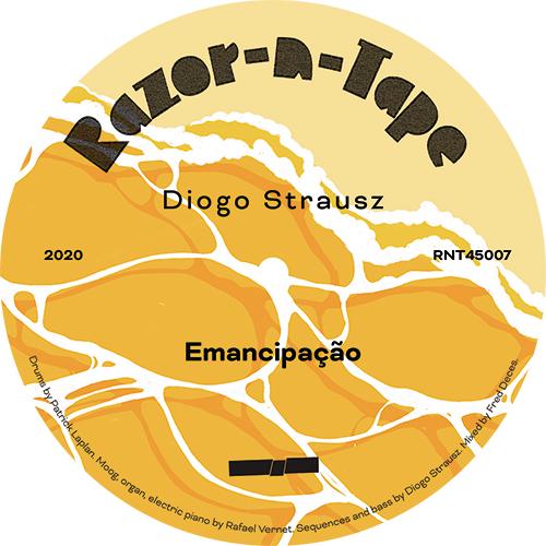 """Diogo Strausz/EMANCIPACAO 7"""""""