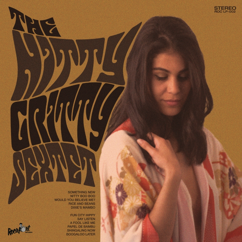 Nitty Gritty Sextet/NITTY GRITTY(1967)CD