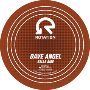 """Dave Angel/BELLE AME 12"""""""