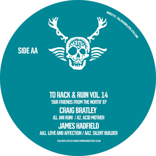 Various/TO RACK & RUIN VOL 14 12""