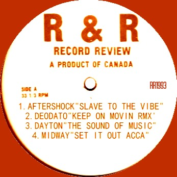 "Various/RECORD REVIEW 1993 12"""