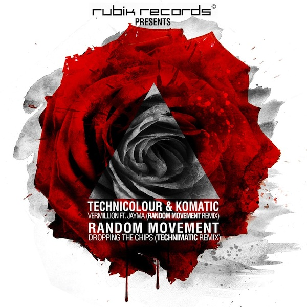Random Movement/VERMILLION 12""