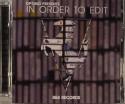Optimo/IN ORDER TO EDIT CD