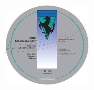 "Lone/ECHOLOCATIONS EP D12"""