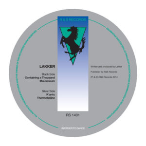 """Lakker/CONTAINING A THOUSAND 12"""""""