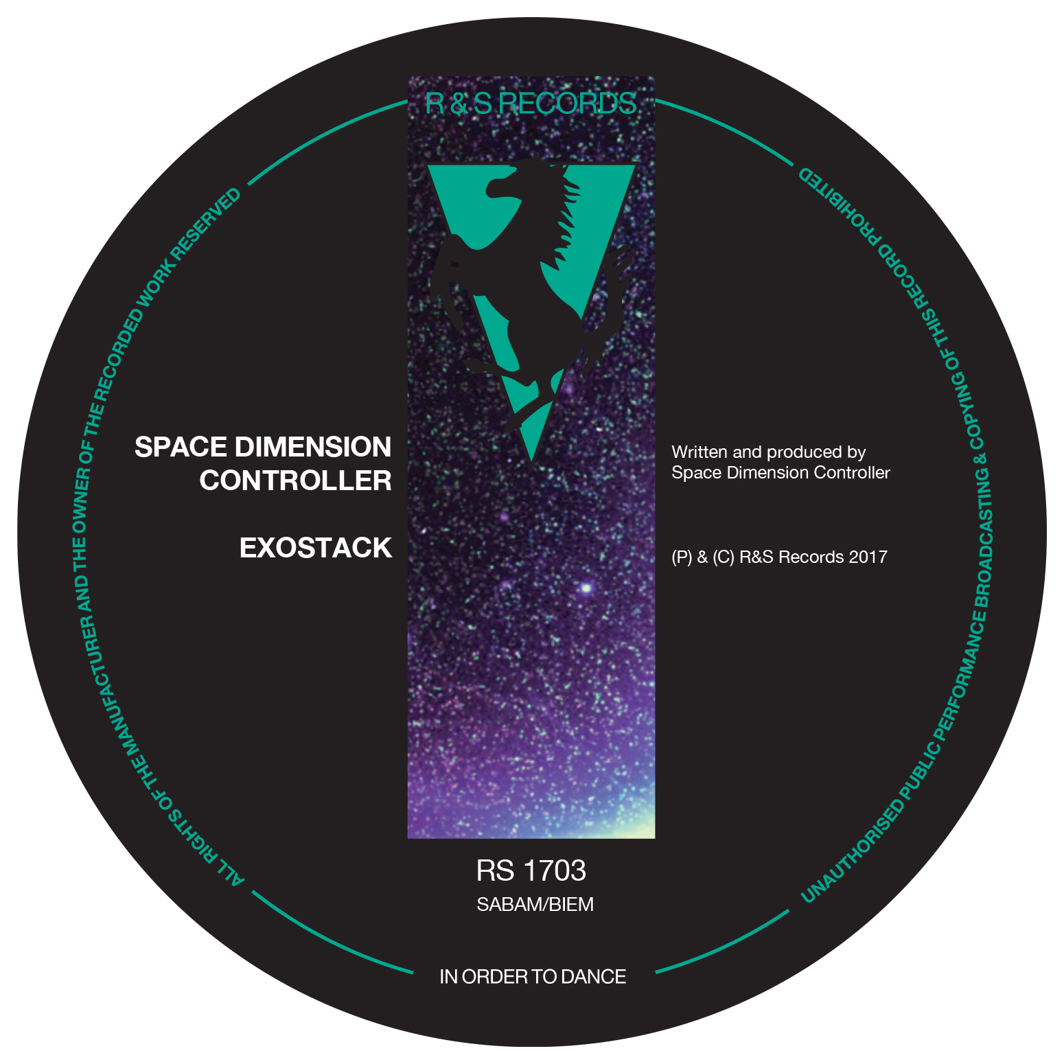 Space Dimension Controller/EXOSTACK 12""