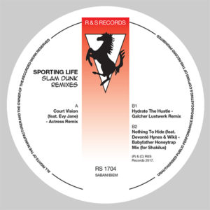 Sporting Life/SLAM DUNK REMIXES 12""