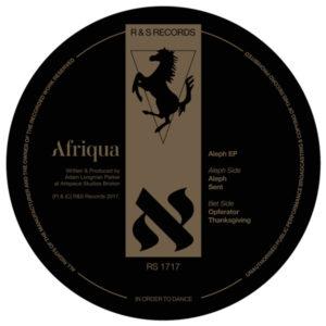 """Afriqua/ALEPH EP 12"""""""