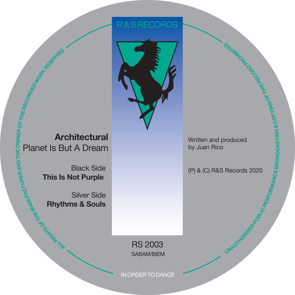 """Architectural/PLANET IS BUT A DREAM 12"""""""