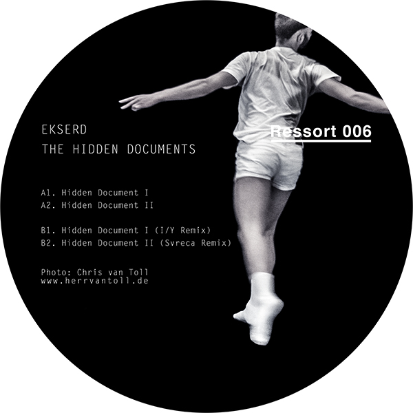 Ekserd/THE HIDDEN DOCUMENTS 12""