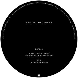 SP-X/UNDER NEW LIGHT 12""