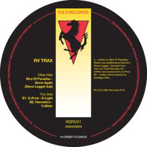 Various/RV TRAX VOL 1 12""