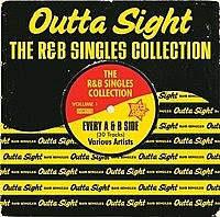Various/OUTTA SIGHT R&B SINGLES VOL 1 LP