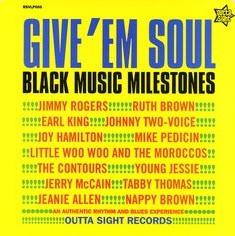 Various/GIVE 'EM SOUL VOL 2 (1960s) LP