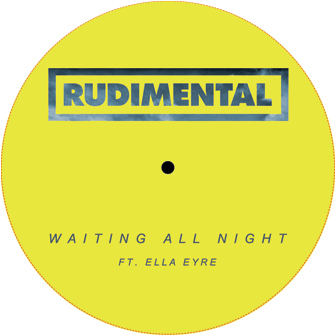 Rudimental/WAITING ALL NIGHT REMIXES 12""