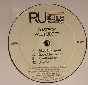 """DJ Steaw/WEST SIDE EP 12"""""""