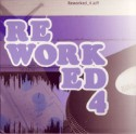 Various/REWORKED VOL 4 CD