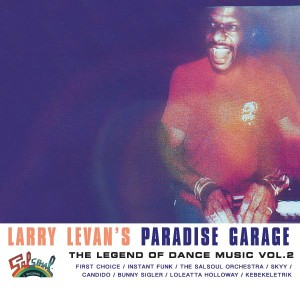 Larry Levan/LEGEND OF DANCE MUSIC V2 3LP