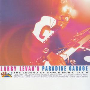 Larry Levan/LEGEND OF DANCE MUSIC V4 3LP