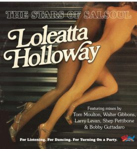 Loleatta Holloway/STARS OF SALSOUL DLP