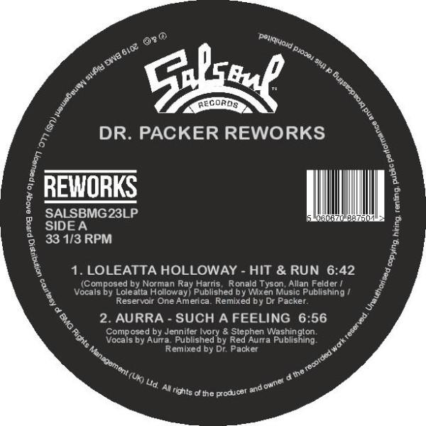 """Dr. Packer/SALSOUL REWORKS 12"""""""