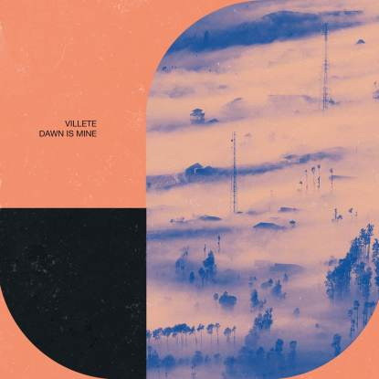 Villete/DAWN IS MINE 12""
