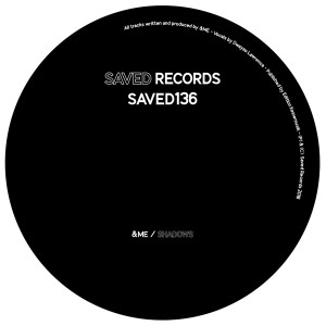 &Me/SHADOWS (1-SIDED) 12""