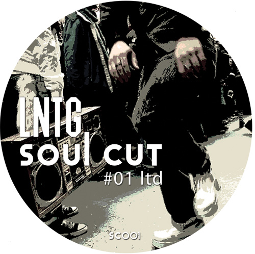 Late Nite Tuff Guy/SOUL CUT #01 12""