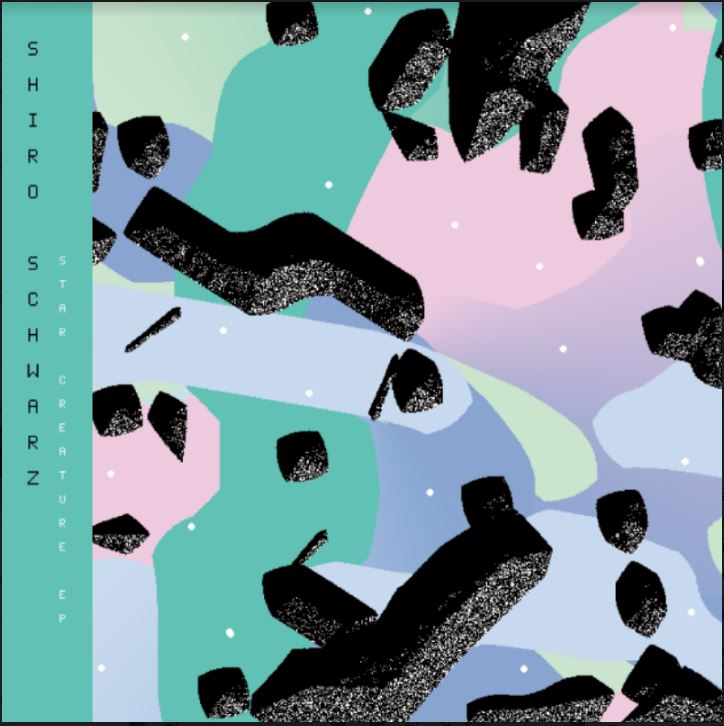 "Shiro Schwarz/STAR CREATURE EP 12"""