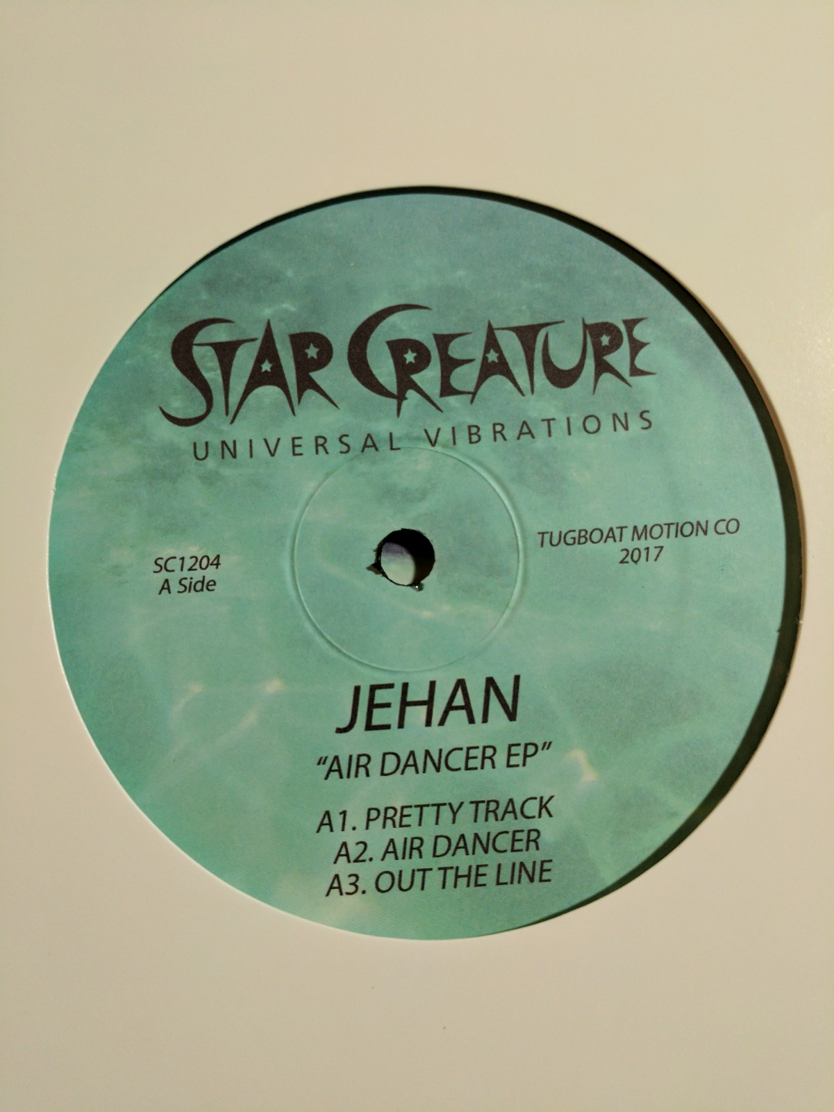 Jehan/AIR DANCER EP 12""