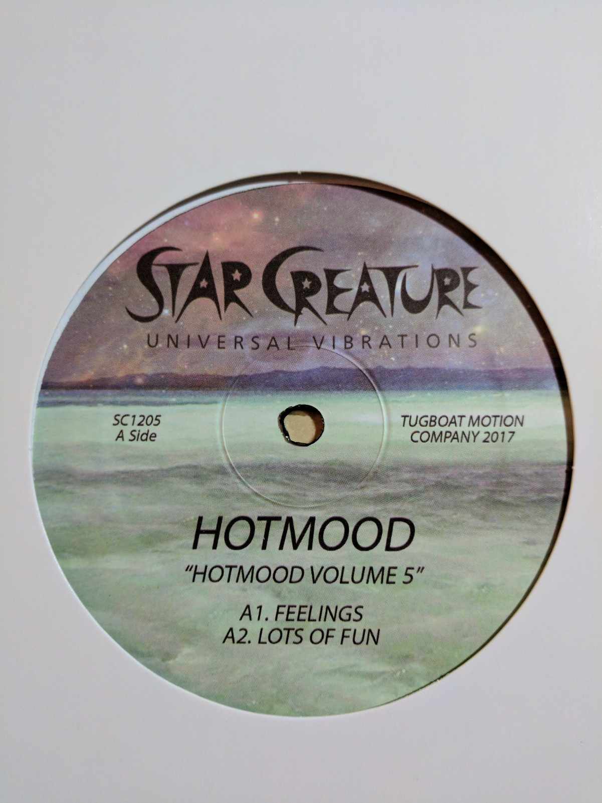 Hotmood/HOTMOOD VOLUME 5 12""