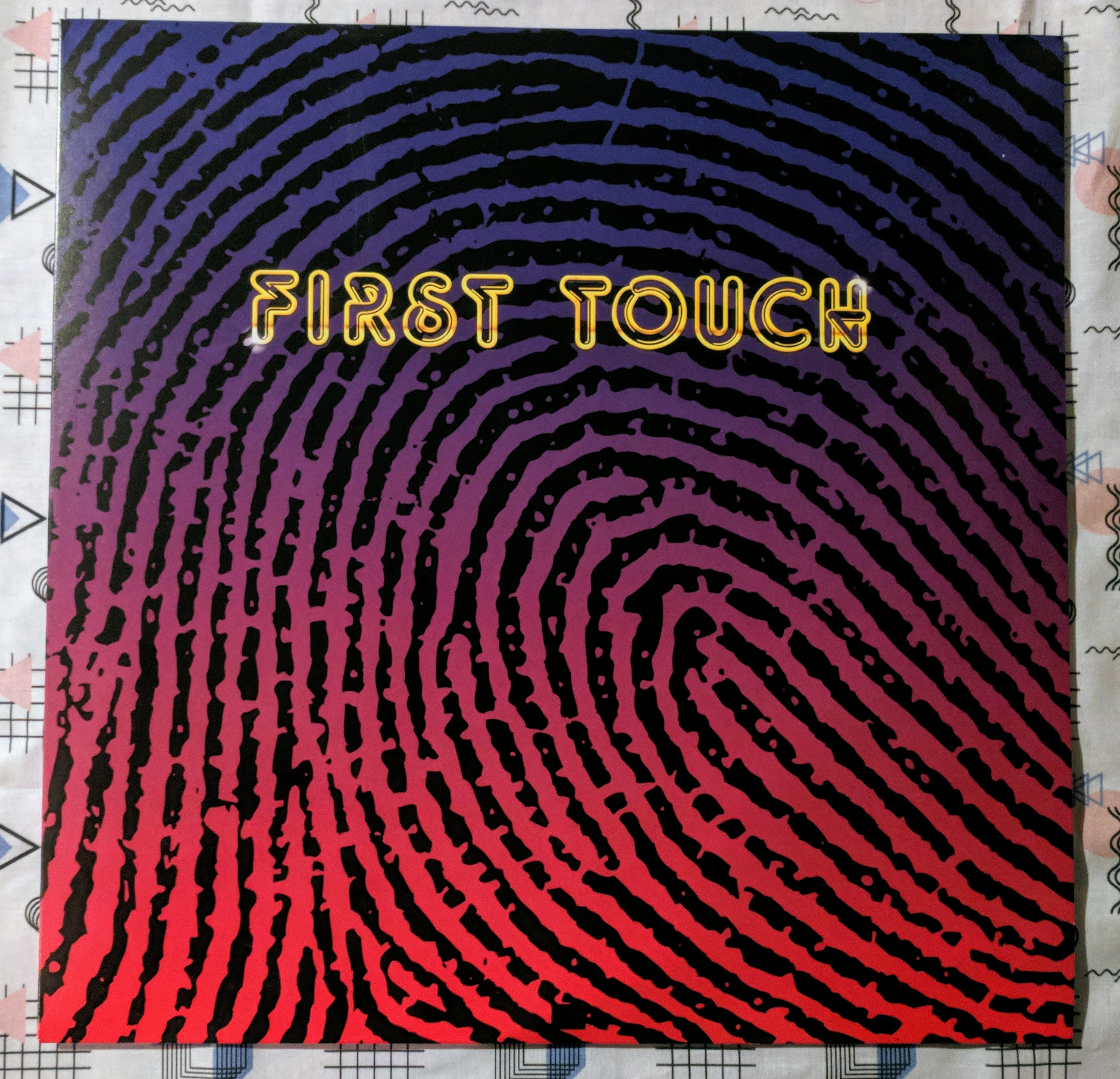 First Touch/FIRST TOUCH DLP