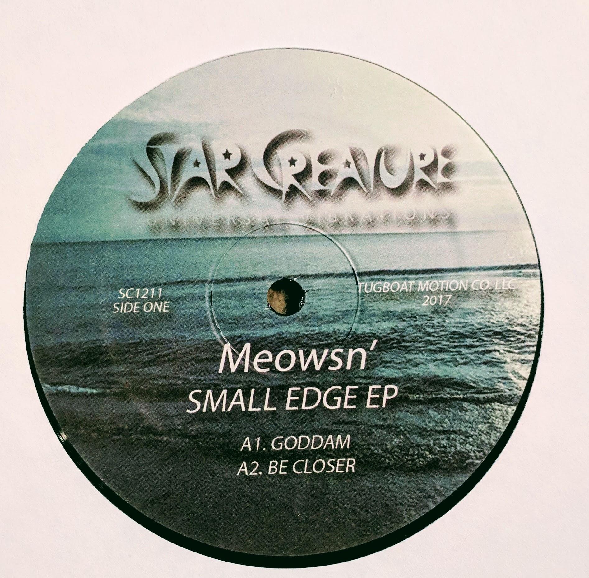 "Meowsn/SMALL EDGE EP 12"""