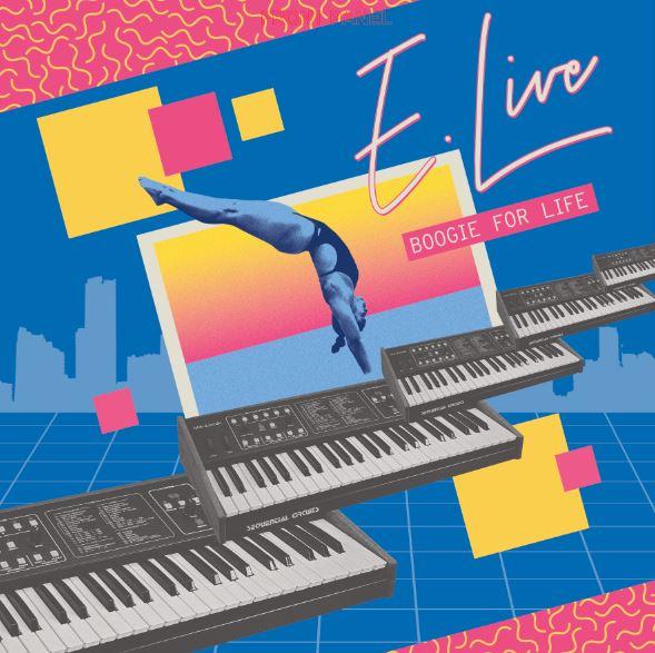 """E. Live/BOOGIE FOR LIFE 12"""""""