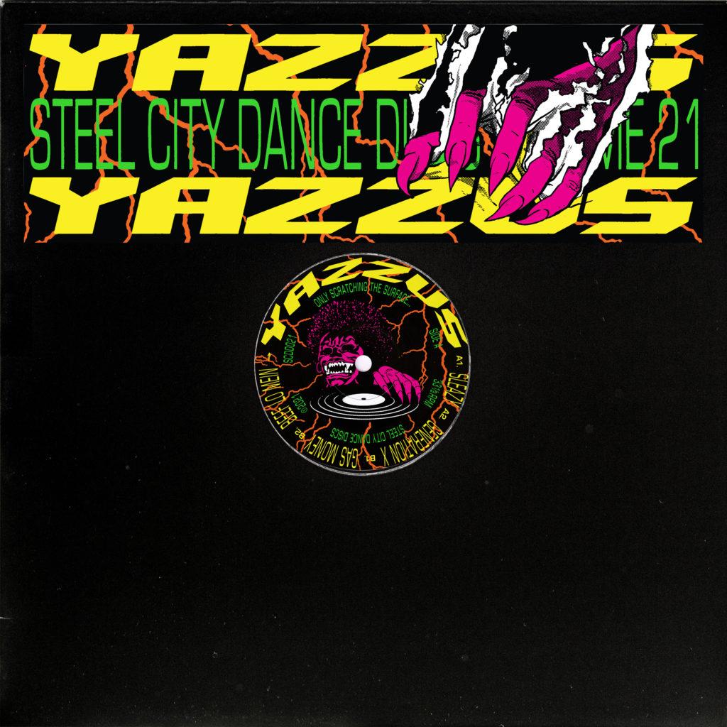 "Yazzus/SCDD021 12"""