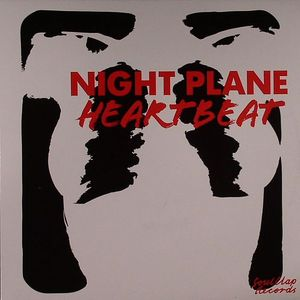 "Night Plane/HEARTBEAT 7"""